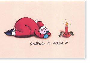 Kaffee am ersten Advent und ersten Dezember :) #adventlustigerster