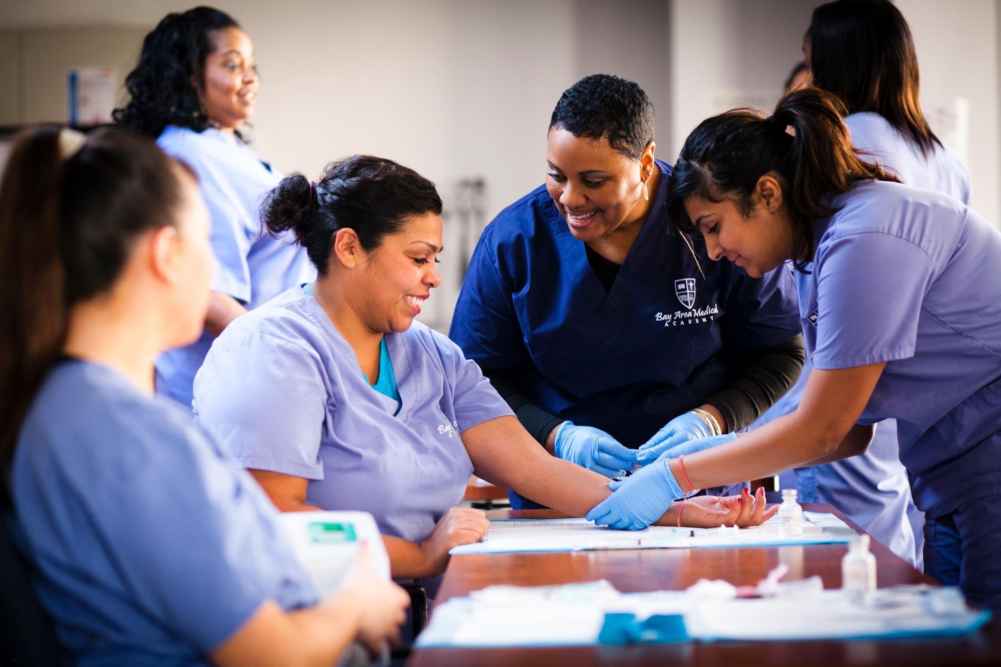 Bamas Medical Assistant Program Includes Ekg And Phlebotomy
