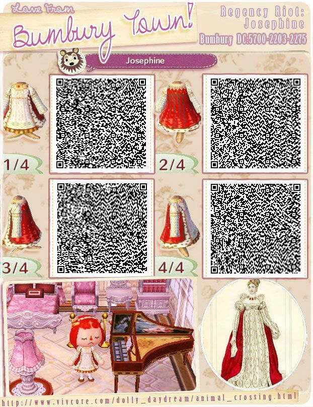bumbury town qr codes - Google Search | ACNL, clothing only ... on