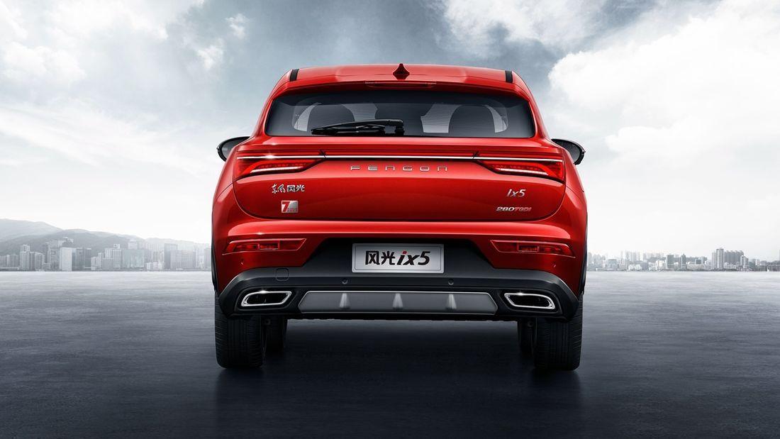 Dfsk Glory Ix5 Intelligent Suv Coupe Aus China Fur 25 000 Euro In 2020 Coupe Auto Motor Sport Nutzfahrzeuge