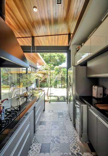 Déco De Cuisine Inspirant Des Idées Déco Tendance Déco De - Cuisine avec carrelage pour idees de deco de cuisine