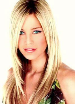 Straight Hairstyles Long Hairstyles For Women With Square Faces  While Attempting To