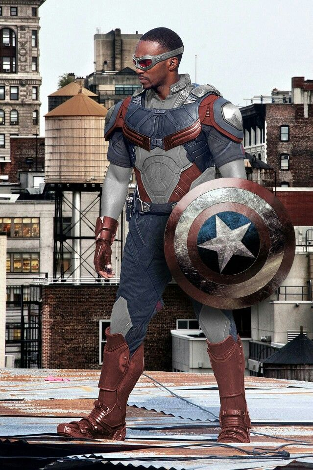 All New Captain America | Can't wait for this movie!