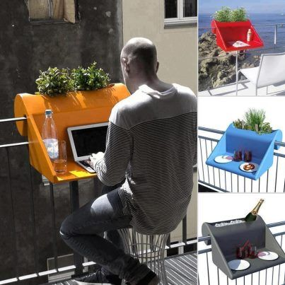 Outdoor Computer Desk