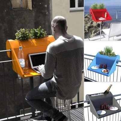 Outdoor Computer Desk