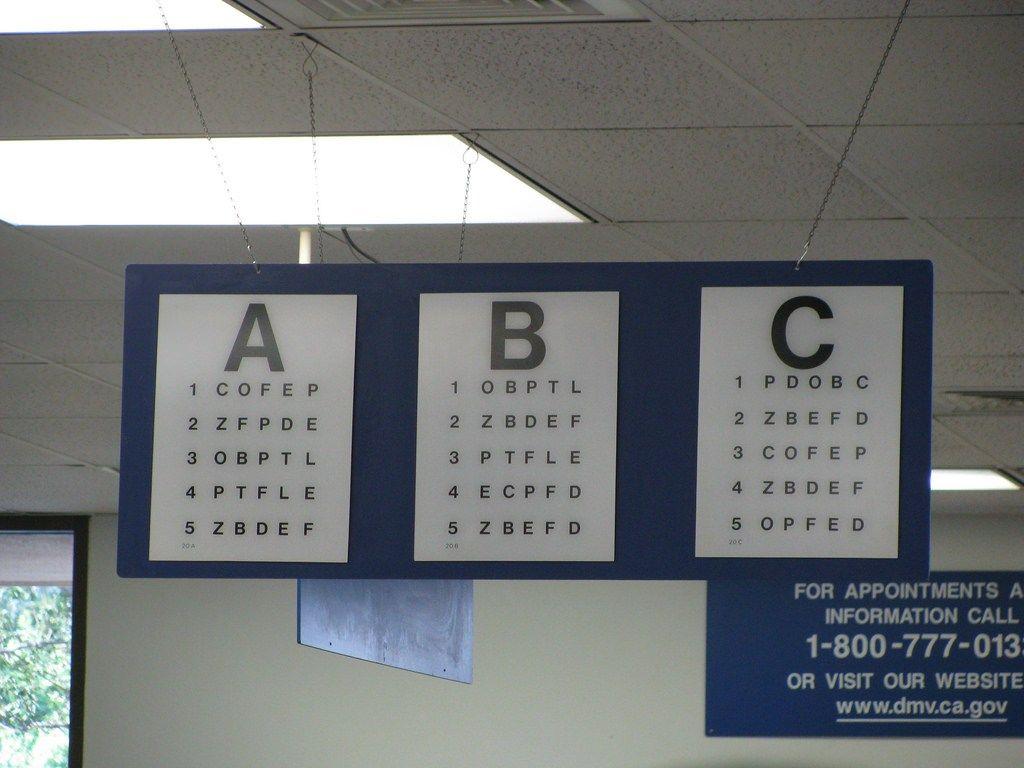 Veracious Ca Dmv Eye Chart 2019 Printable 2020 In 2020 Eye Chart Chart Dmv