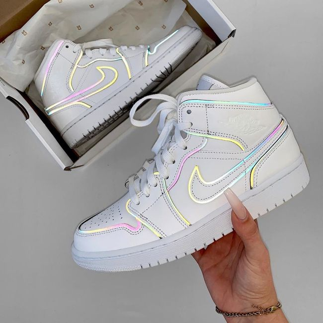 Nike Air Force 1 Mid donne