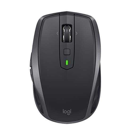 Logitech MX Anywhere 2S Wireless Bluetooth Mouse for Mac