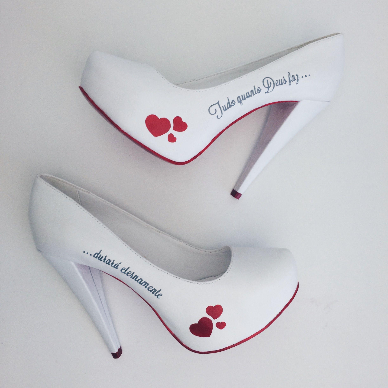 Resultado de imagem para sapato para noiva