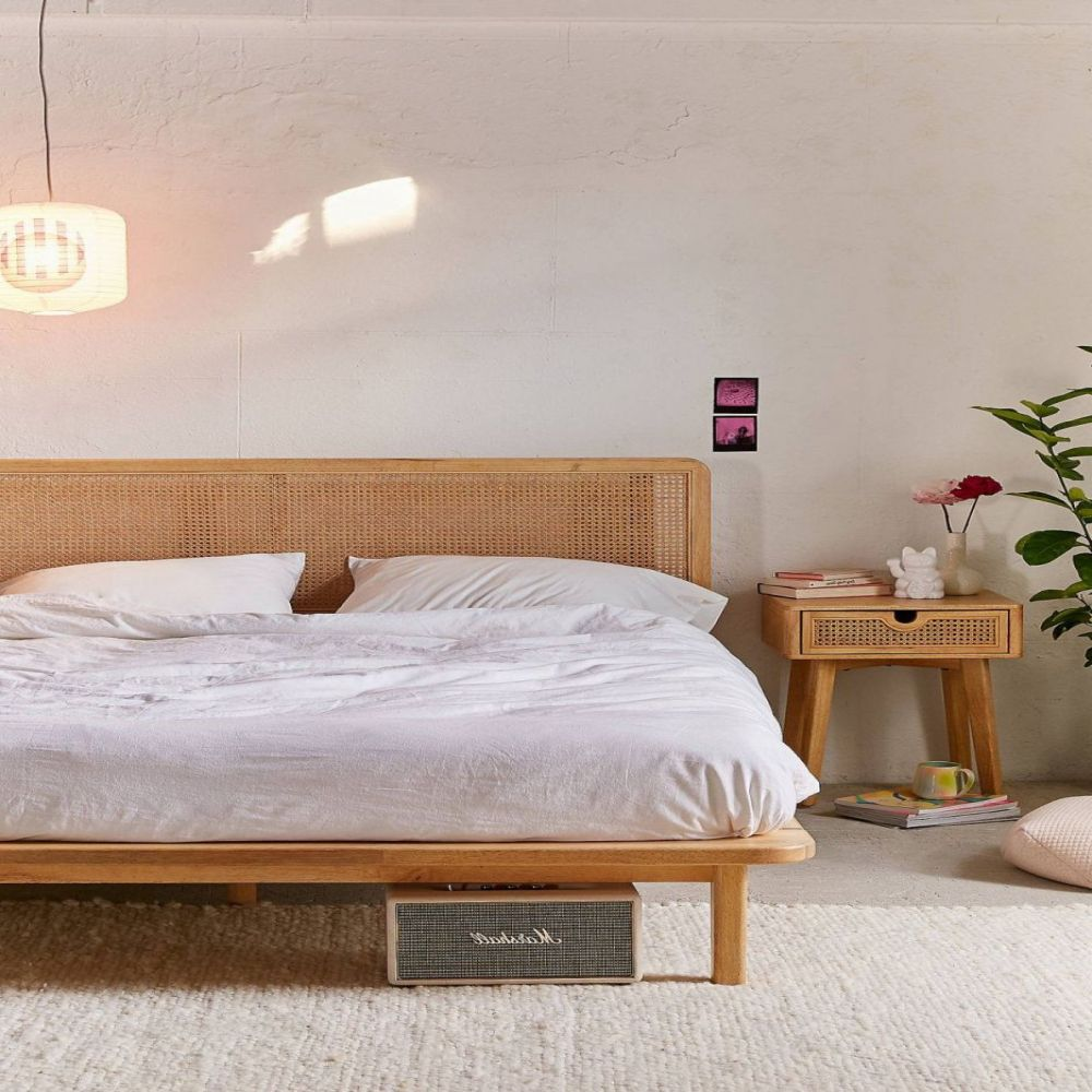 Photo of Urban Outfitters Marte Platform Bed