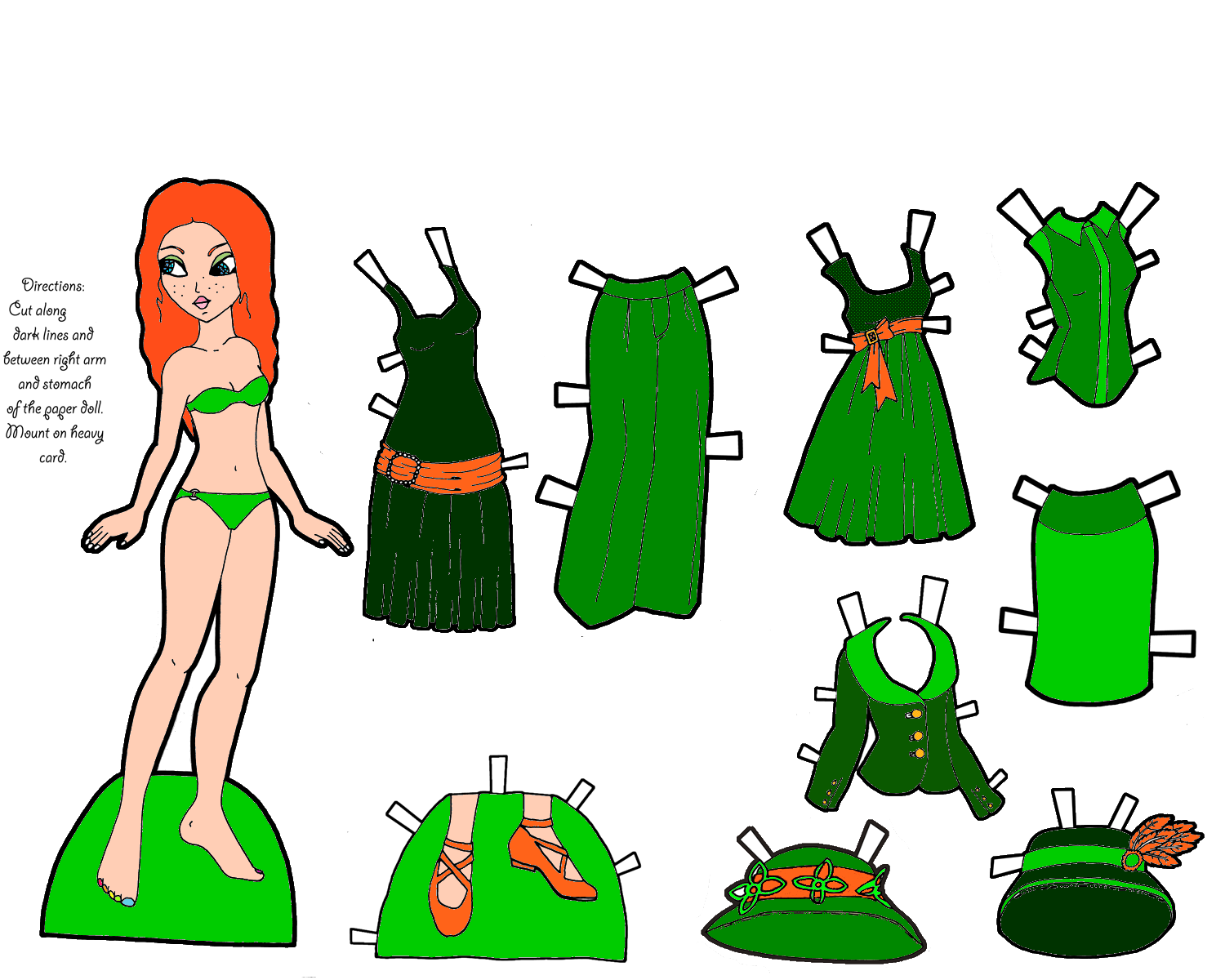 Showcase | Paper Dolls # 42 | Pinterest | Dolls, Diy paper and White ...