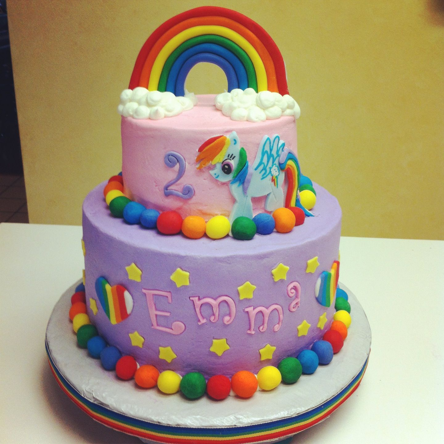 Cake Designs My Little Pony : My Little Pony on Pinterest My Little Pony, Cake ...