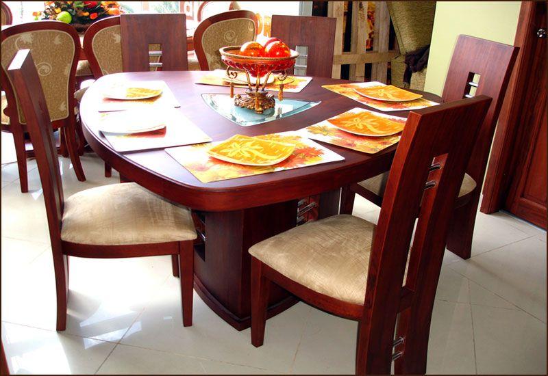 Comedor modelo triangular varios hogar en 2019 for Modelos de mesas de comedor