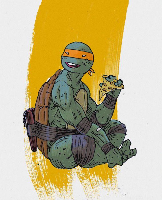 Michelangelo - Vlad Legostayev