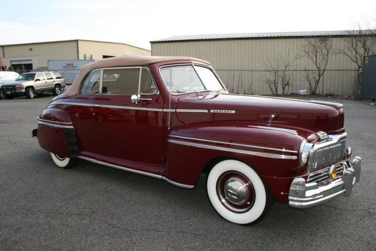 1947 Mercury Deluxe COUPE
