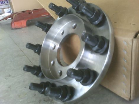 Check out http://duallywheels4u.com! Dually Truck Adapters ...
