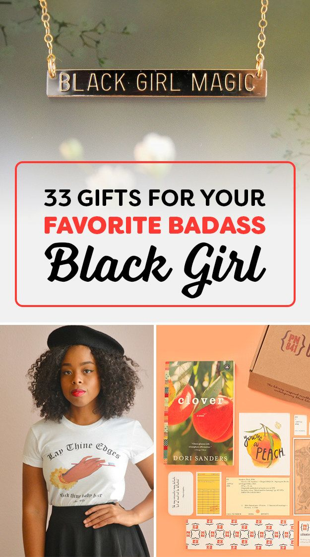 Badass Christmas Gifts Part - 21: 33 Amazing Gifts Every Black Girl Will Want To Keep For Herself