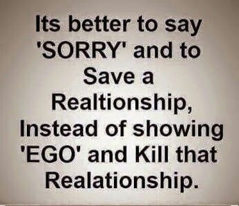 Dont Let Ur Ego Ruin Everything Happy Quotes Funny Words Quotes Ego