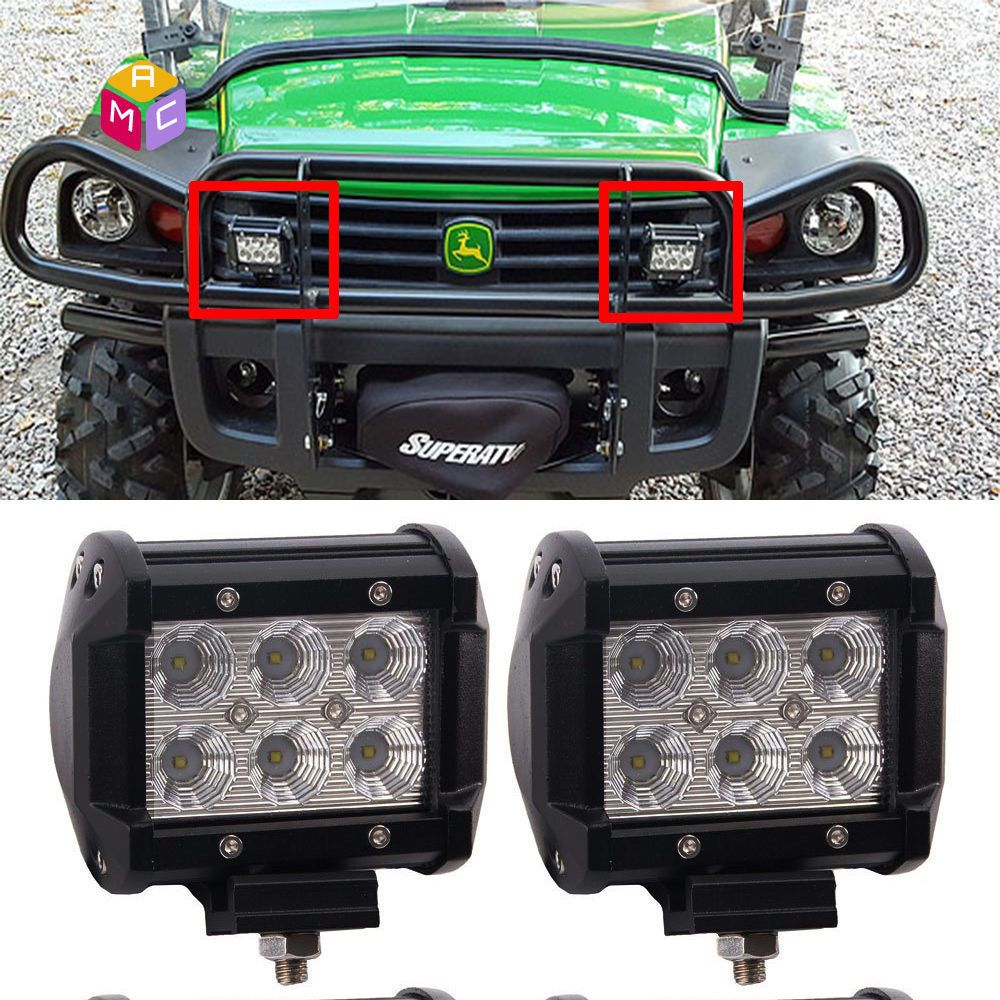 4 18w led work lights polaris rzr xp900 rzr4 crew xp1000 ranger 4 18w led work lights polaris rzr xp900 rzr4 crew xp1000 ranger 900 800s utv mozeypictures Choice Image