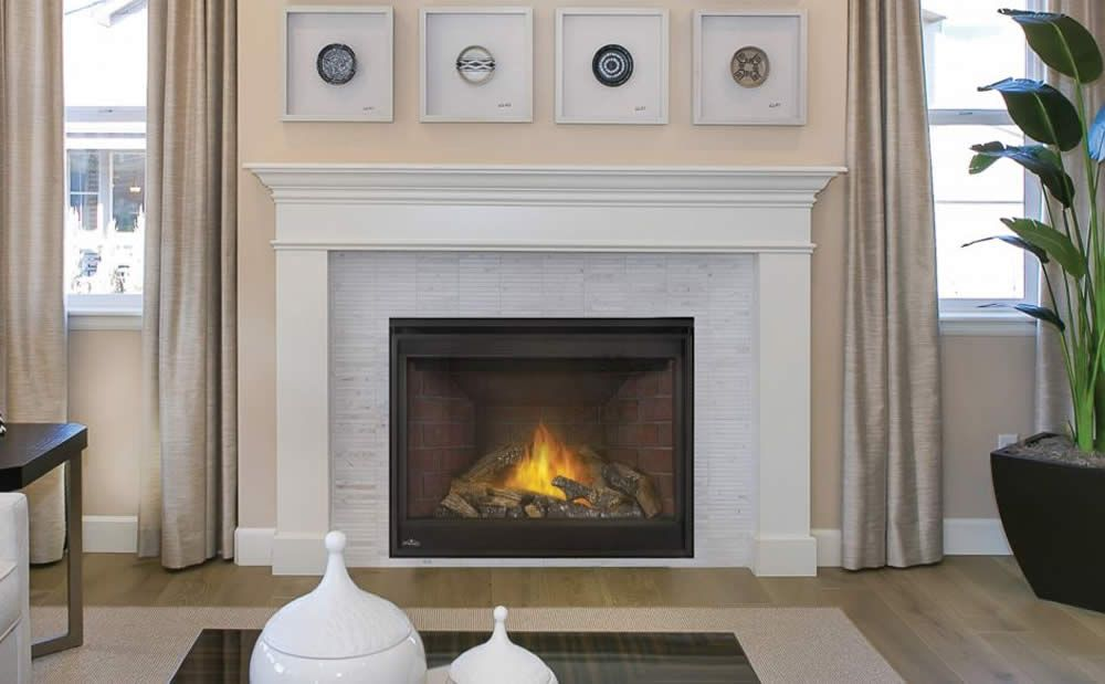 Napoleon Ascent X 42 Direct Vent Gas Fireplace Fireplacepro