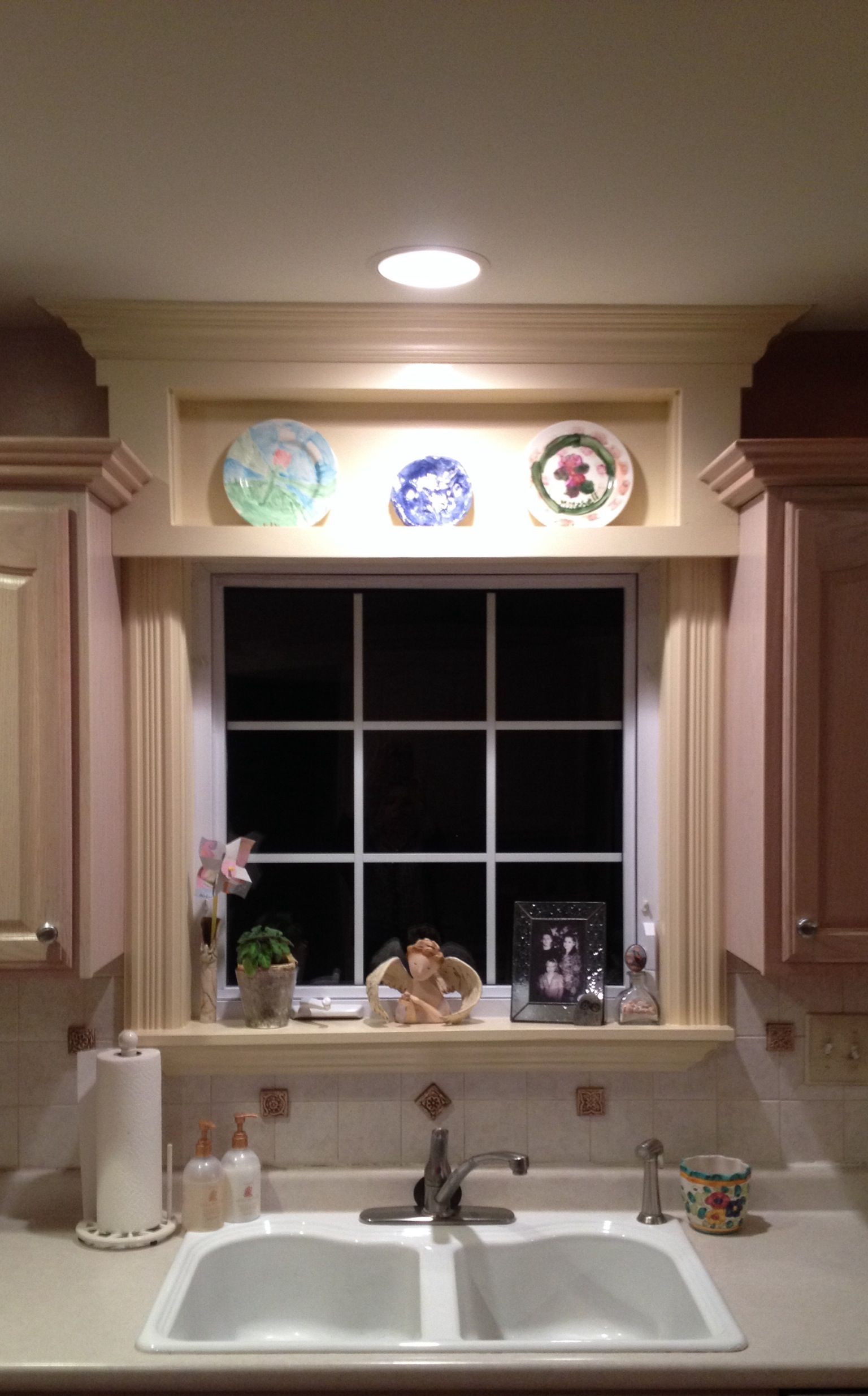 Kitchen Window Trim After Ideas For The House