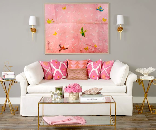 HIGH FASHION HOME (Design Darling) | Decorating, Room and Cream ...