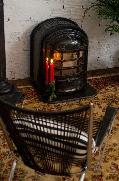 Poele A Bois Ancien Vintage Retro Nestor Martin Ariane 5355 Poele A Bois Bois Idees Pour La Maison