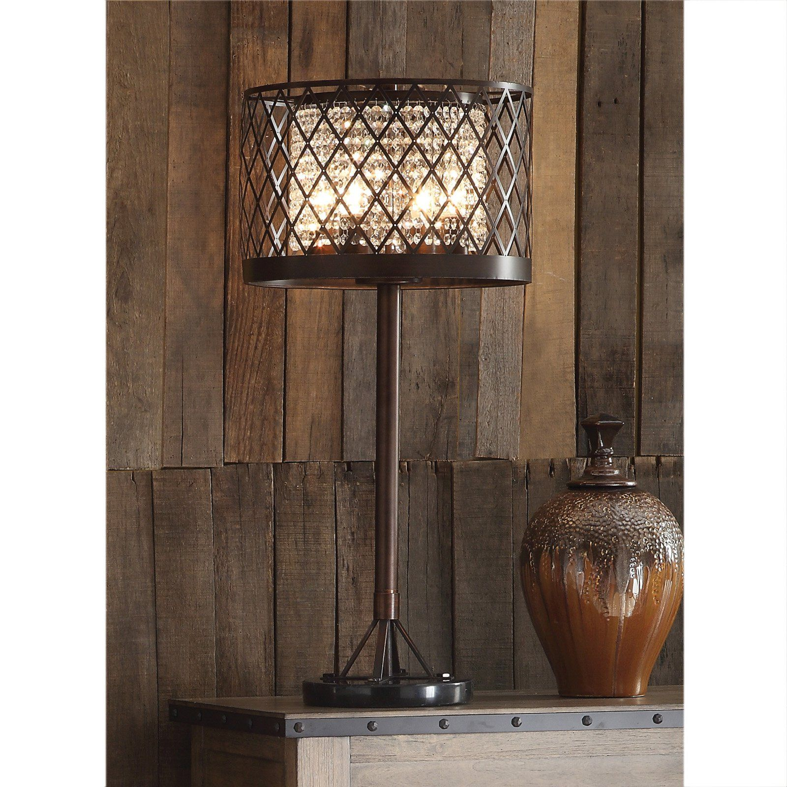 Anthony California M3042abz Table Lamp Products In 2019
