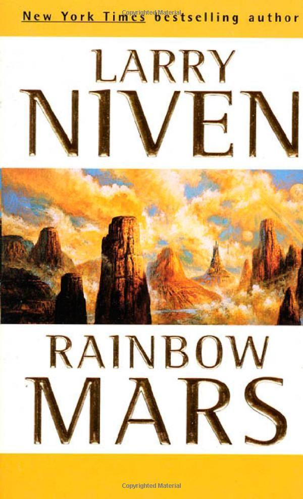 Rainbow Mars: Larry Niven