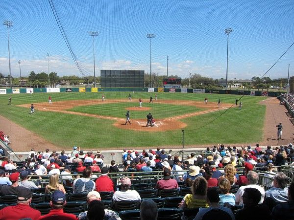 Osceola County Stadium Kissimmee Fl Houston Astros Spring Training Osceola County Astros Spring Training Sports Stadium