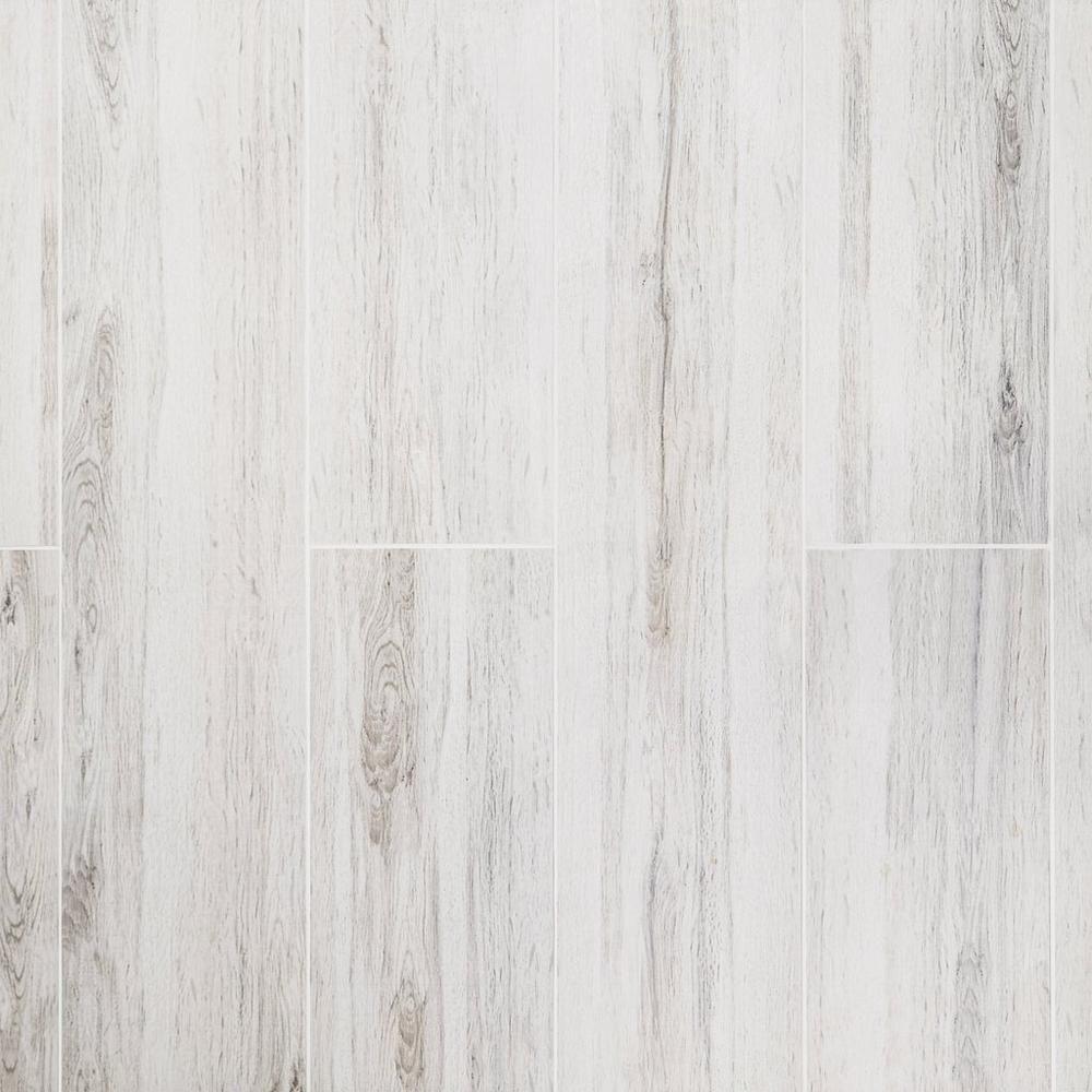 Hadley Gray Ii Wood Plank Porcelain Tile In 2020 White Wood Floors Grey Wood Tile Wood Grain Tile