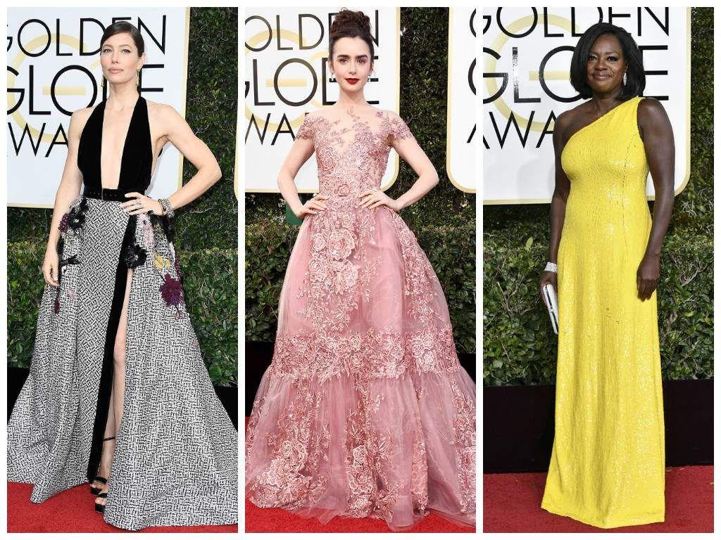 Los mejores looks en los Golden Globes 2017 - Revista Estilo ...
