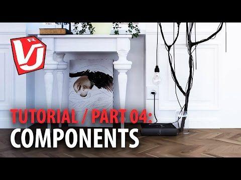 Tutorial Render Interior Con Sketchup Y Vray 4 5 Youtube
