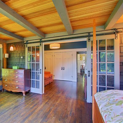 Ideas For Living Room For Barn Door