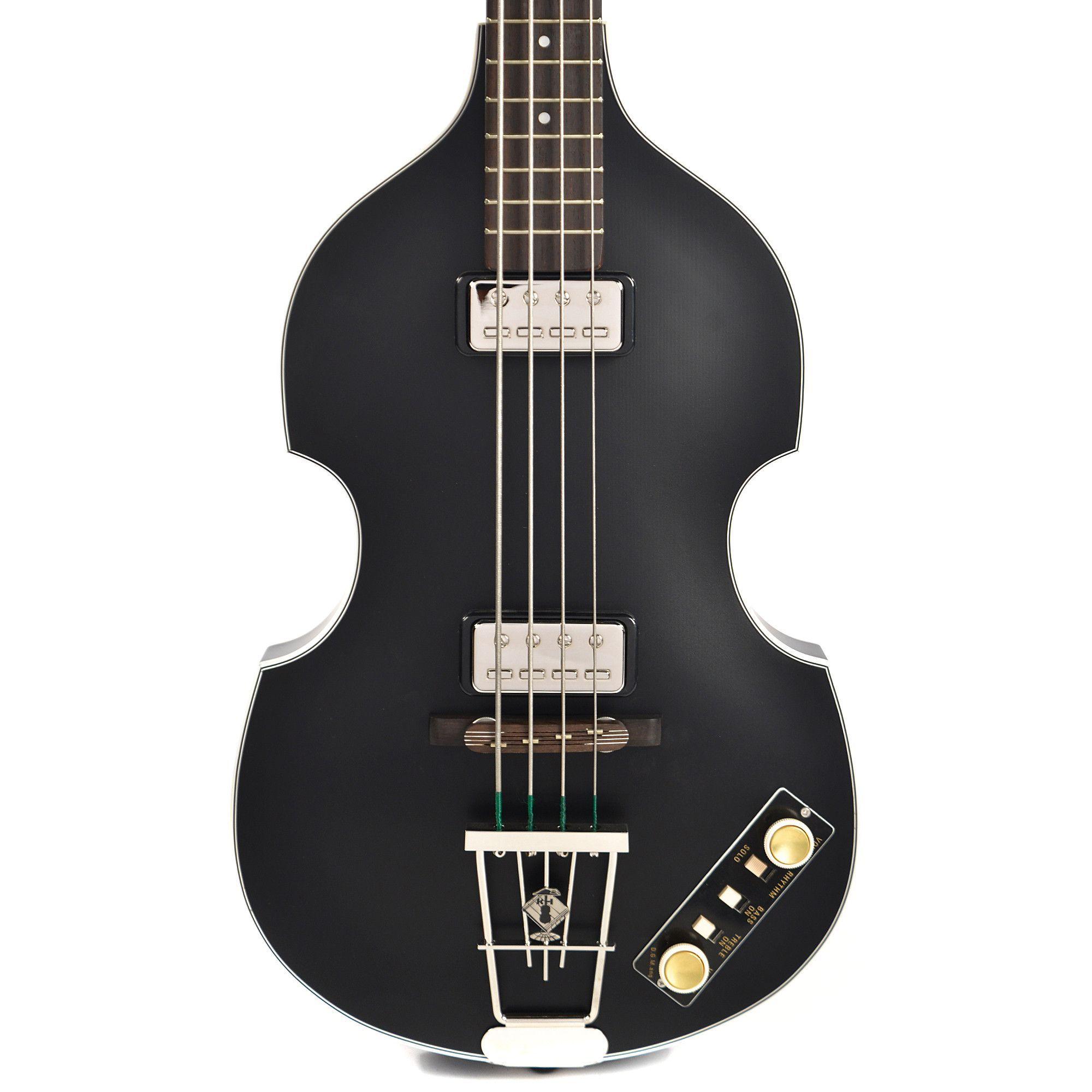 Hofner Gold Label Berlin 1962 Reissue 500 1 Violin Bass Black Guitar All About That Bass Bass