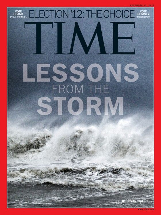 Photojournalist Ben Lowy Takes Photo with Hipstamatic iPhone App and Makes Time Magazine Cover