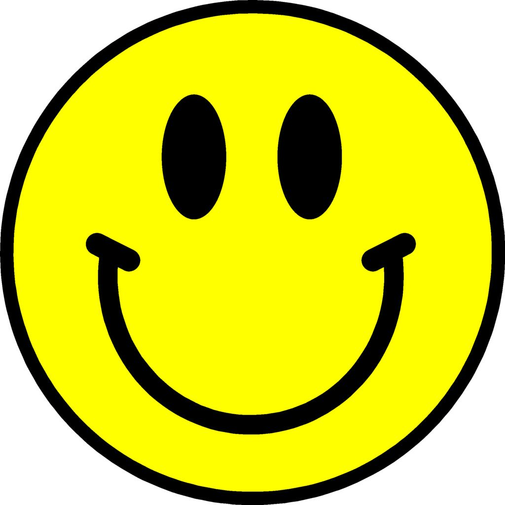 Happy Face | smile face | Record wall art, Happy smiley ...
