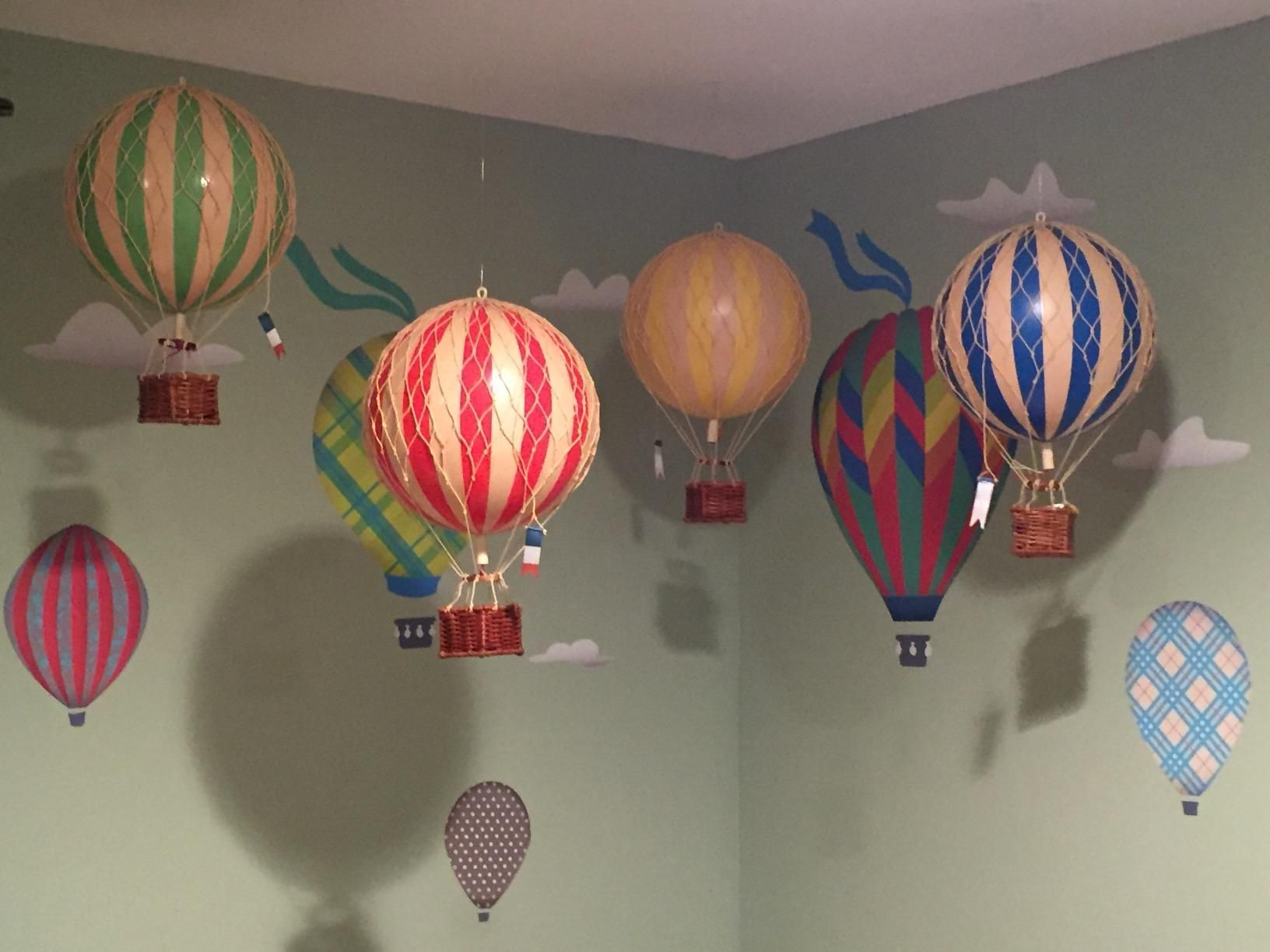 Amazon.com: Travels Light Hot Air Balloon (Blue