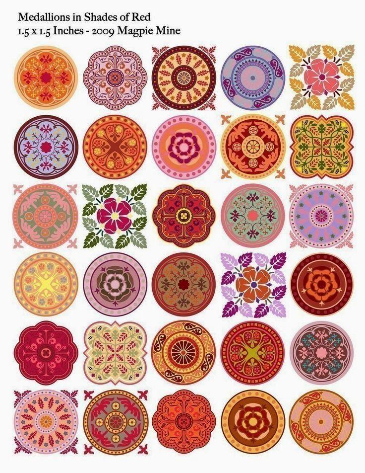 Imprimolandia: Minimandalas para imprimir   Orgones   Pinterest ...