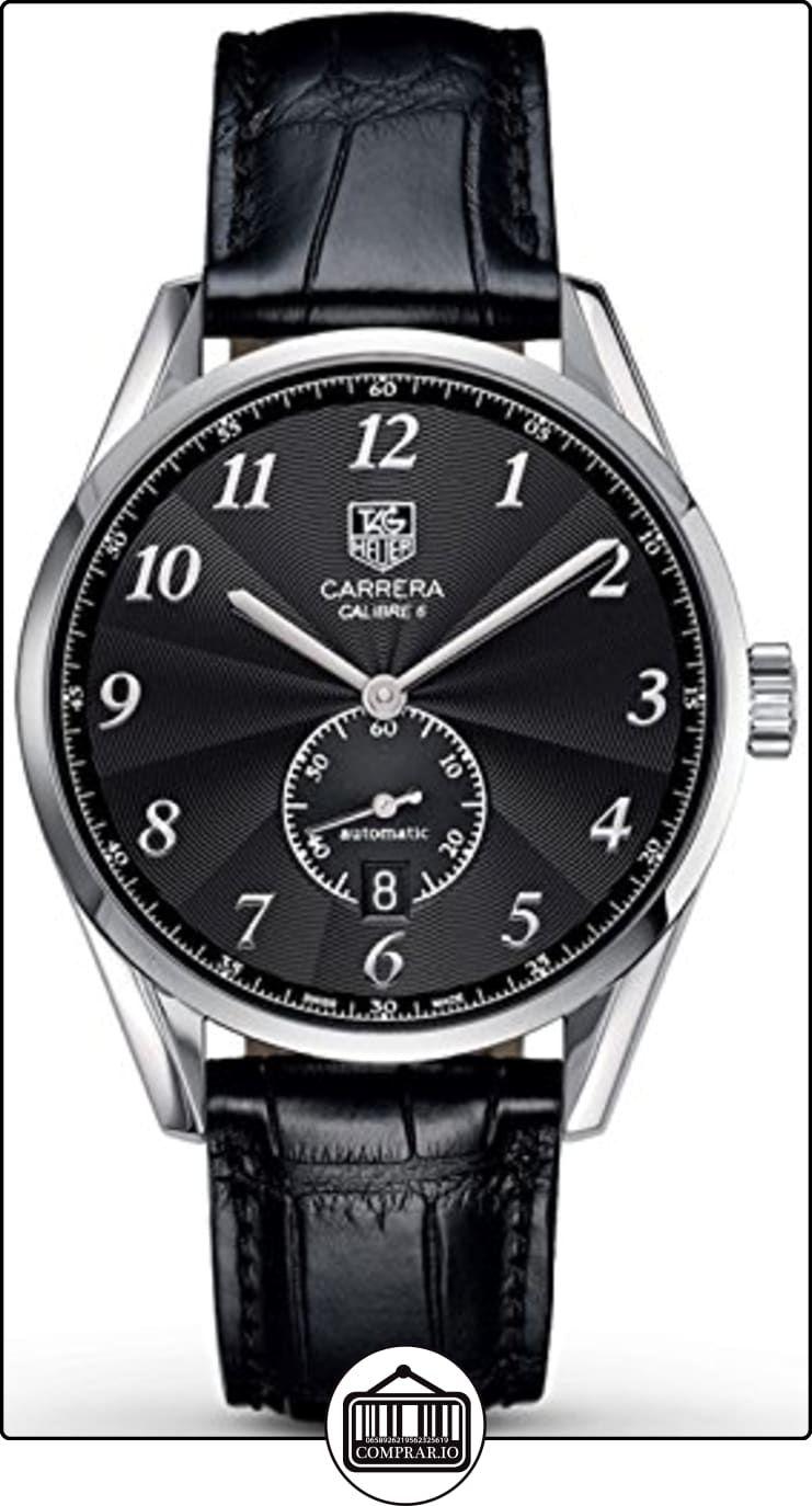 TAG Heuer WAS2110 WAS2110.FC6180 - Reloj para hombres  ✿ Relojes para hombre - (Lujo) ✿