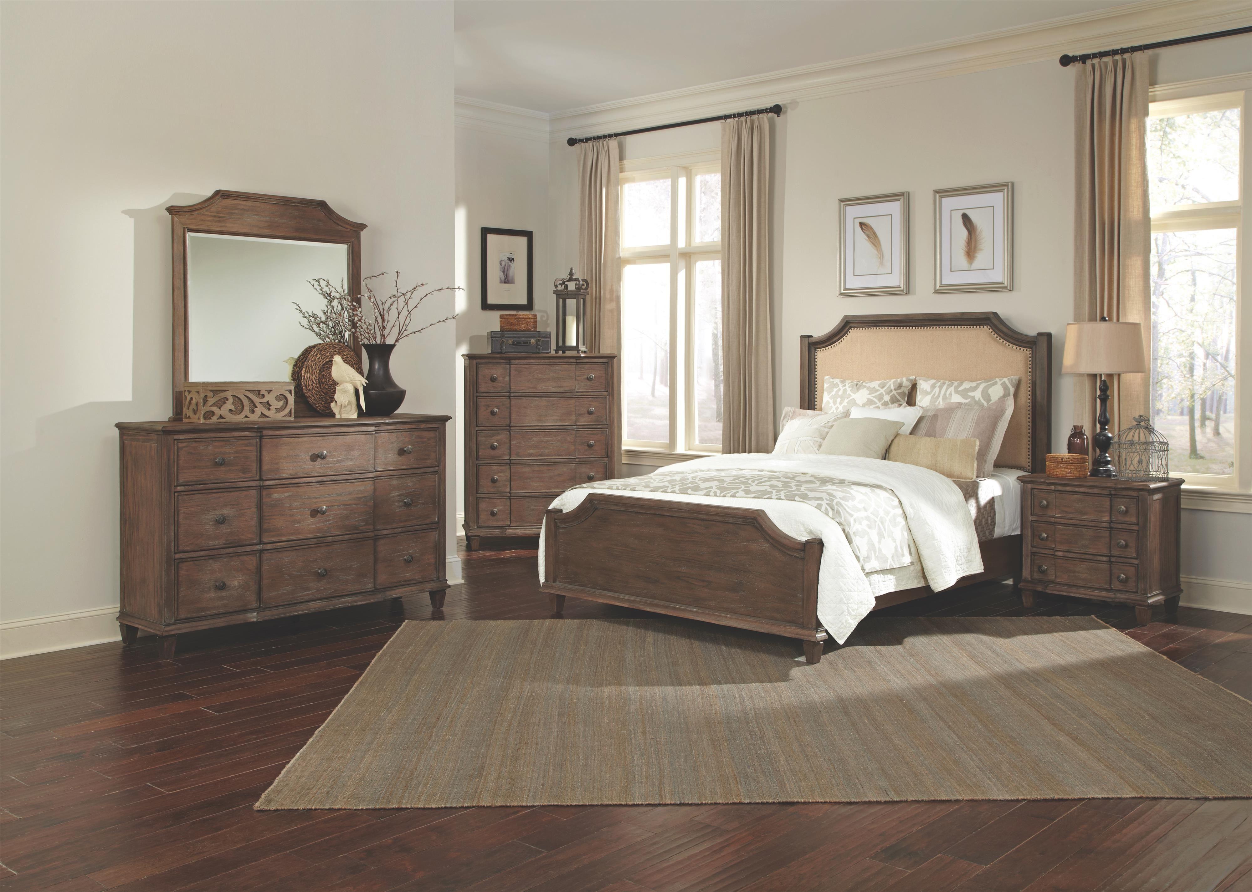 Dalgarno King Bedroom Group by Coaster   Master bedroom ...