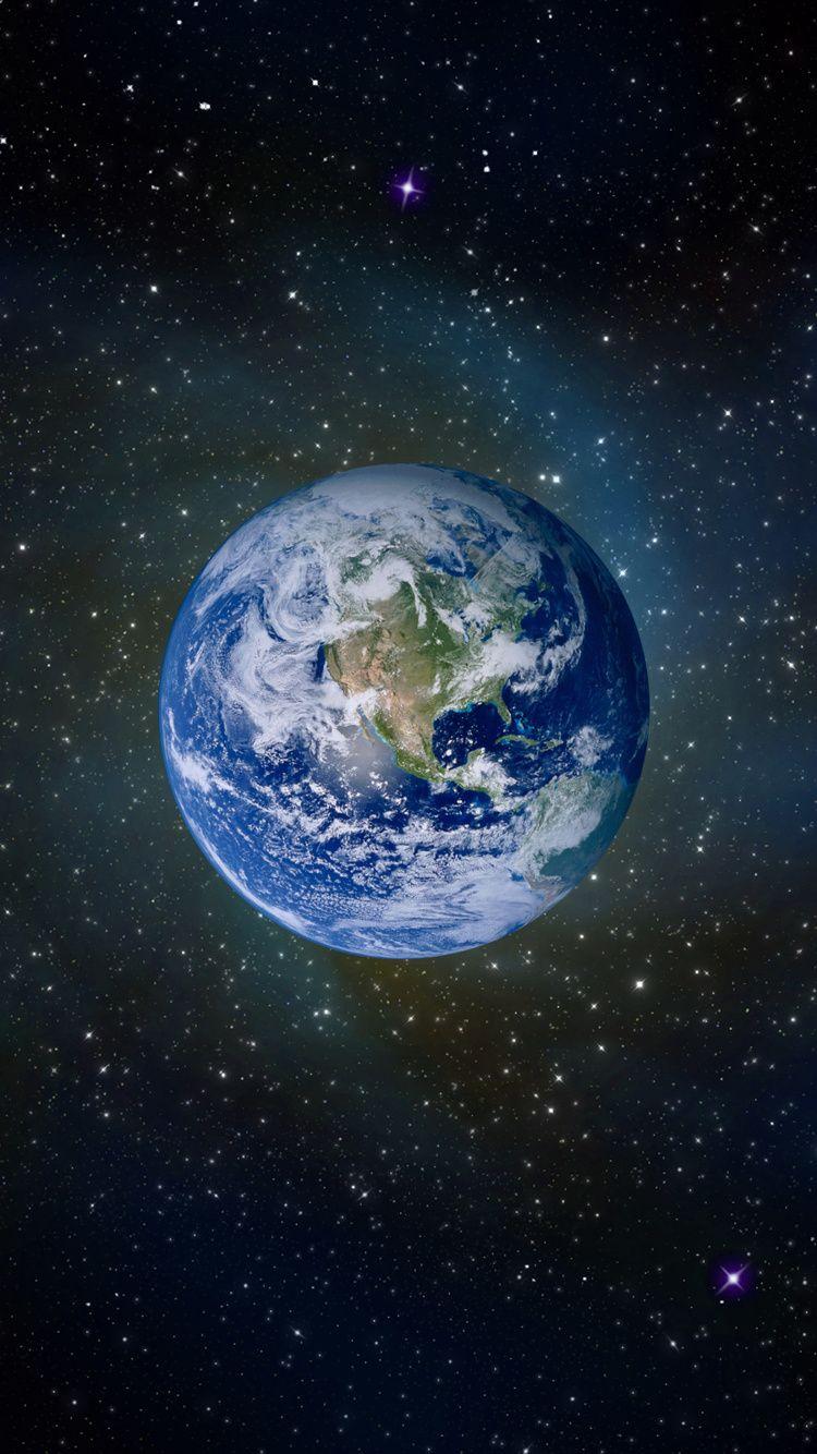 Earth Hd Iphone 7 Wallpaper 750x1334 Wallpaper Earth Earth Hd Planets Wallpaper