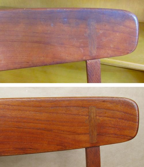 Cleaning Grime Off Danish Midcentury Modern Chair With Solvent Free Oil Refinishing Furniture Wood Refinishing Furniture Restoration