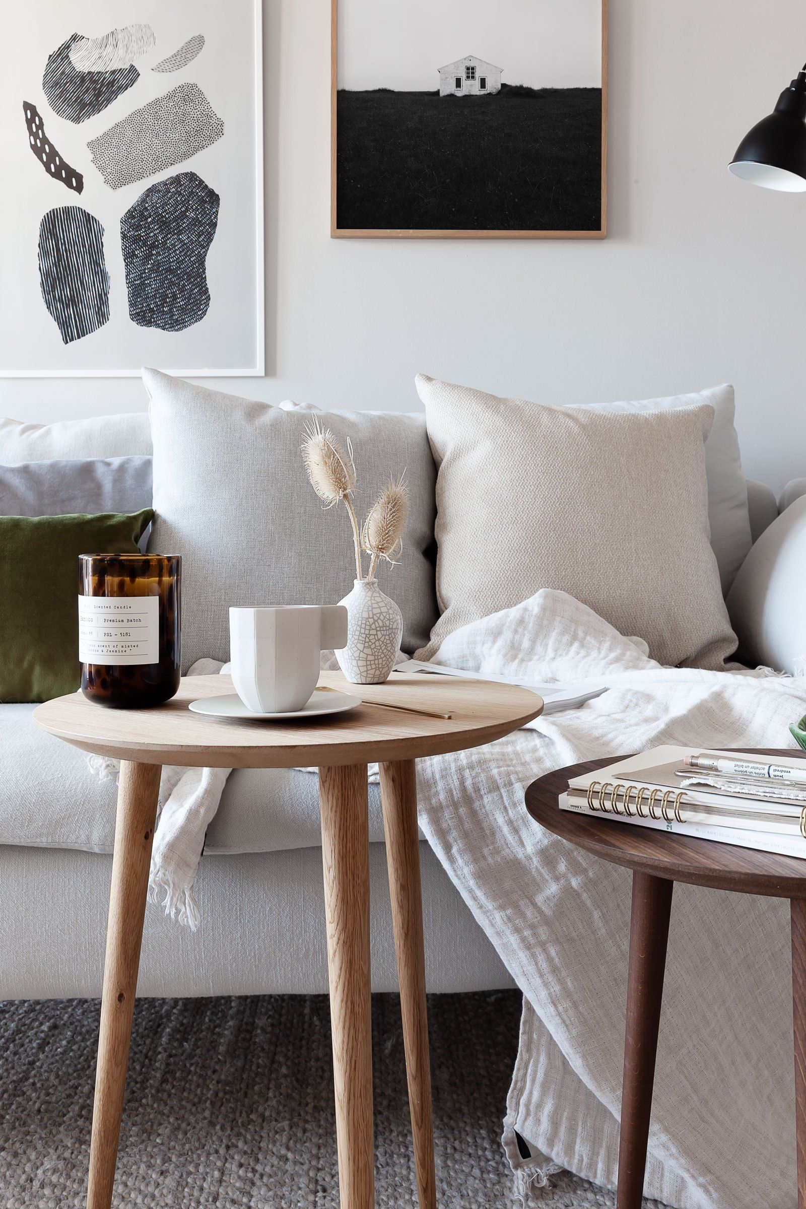 Living Room Update With Mycs Via Coco Lapine Design Blog