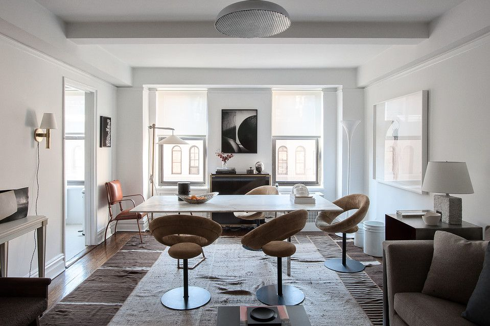 Charlie Ferrer apartment NYC