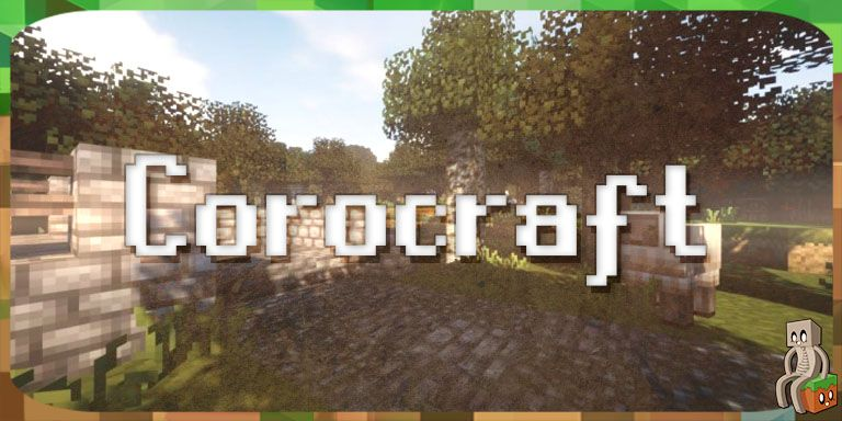 Resource Pack Corocraft Resurrection 1 14 Minecraft Pack Texture Rpg