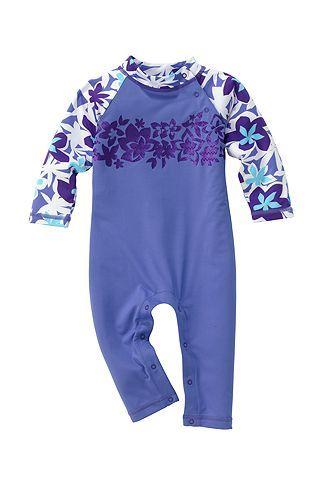 414eeee018 Infant Beach Romper  Sun Protective Clothing - Coolibar