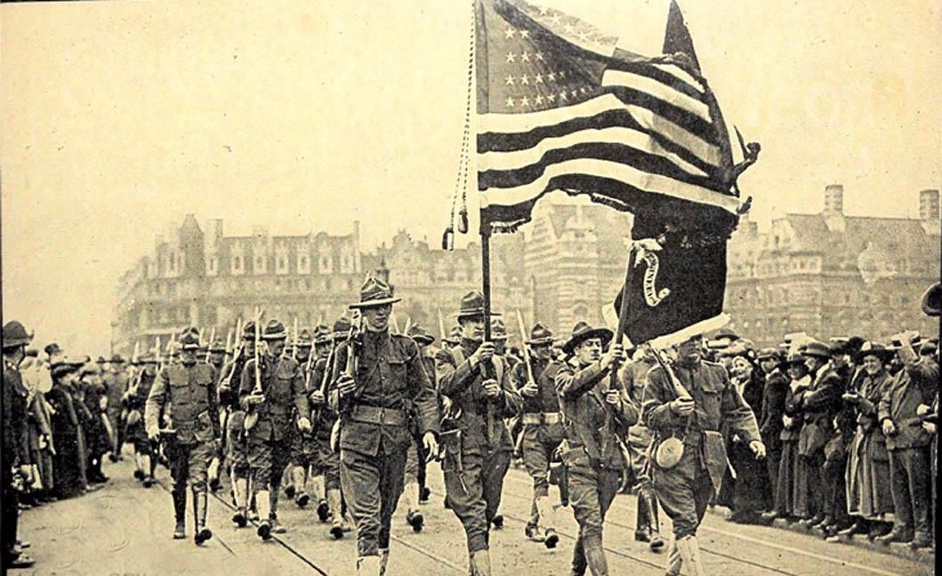 world war 1 turning point in history