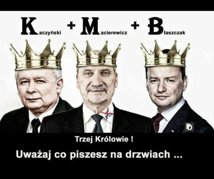 Trzej Królowie! Uważaj, co piszesz na drzwiach! | Funny memes, Humor, Funny