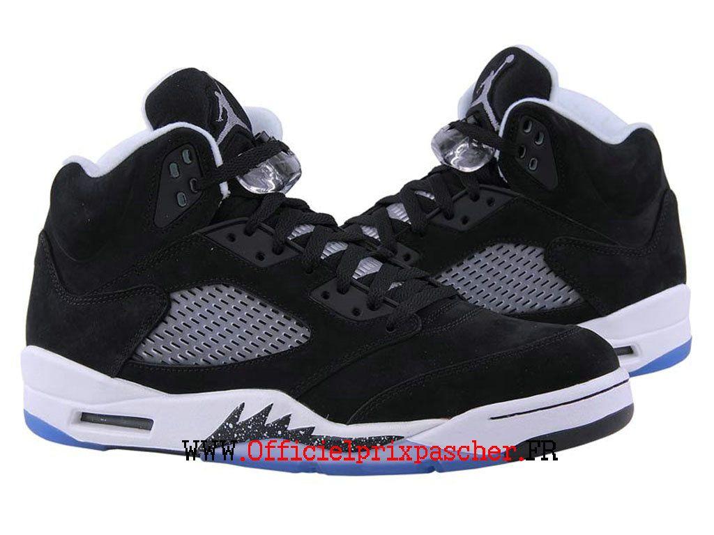regarder a9e05 abf5b Air Jordan 5 V Retro GS Exercice Chaussures Officiel Jordan ...